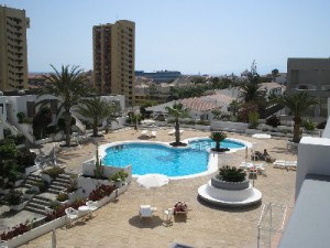apartments to rent near playa de las vistas
