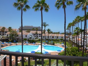 holiday apartments to rent on parque santiago 2