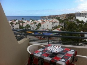 Studios for holiday rental on Santa Maria Tenerife
