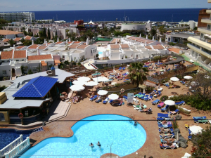 studio with sea view on santa maria tenerife