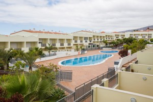 three bedroom apartment to rent in costa adeje