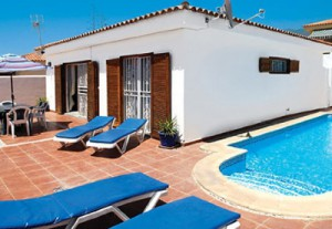 self catering villa in callao salvaje