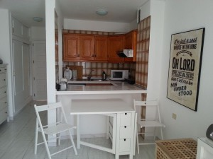 studio to rent in los cristianos