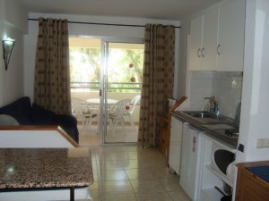 Santa Maria studios for holiday let Tenerife