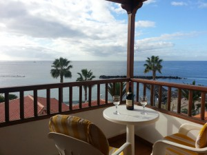 holiday apartment on el beril costa adeje