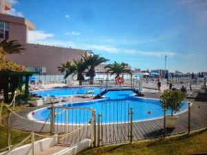 self catering apartment to rent on villamar