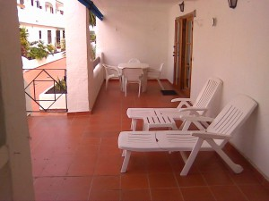 self catering apartment to rent on port royale