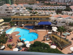 santa maria two bedroom apartment tenerife