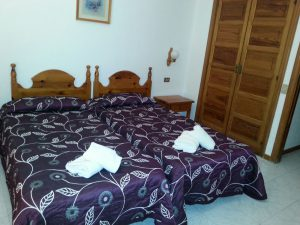 two bed apartment parque santiago ii