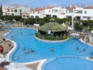 amarilla golf apartment rental