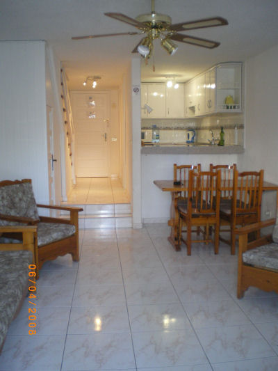 Two Bedroom Apartment In Parque Santiago Ii With Double Bed