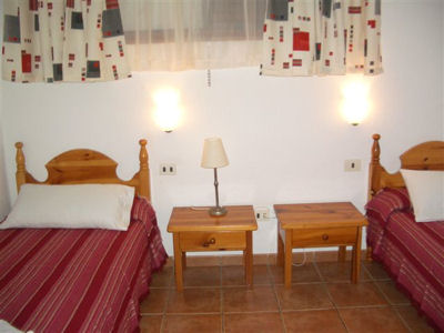 Two Bedroom Apartments For Rent On Parque Santiago 2