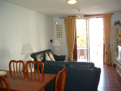 Two Bedroom Apartment In Parque Santiago 3 With Washing