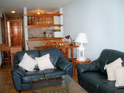 Studio Apartment Parque Santiago 3 two bedroom apartment in parque santiago 3 with washing machine
