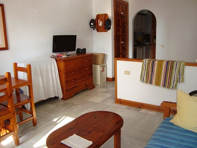 Studio Apartment Parque Santiago 3 holiday accommodation on parque santiago 3