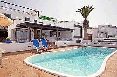 Puerto del Carmen villas for rent