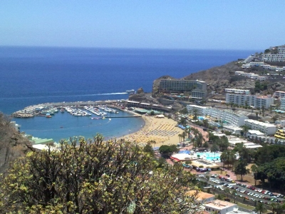 puerto rico apartment to rent in gran canaria