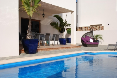 villa to rent in Costa Teguise Lanzarote